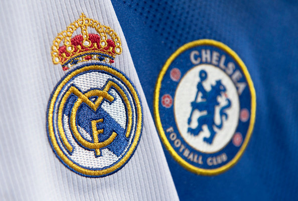 Real Madrid face Chelsea with a chance to make the final