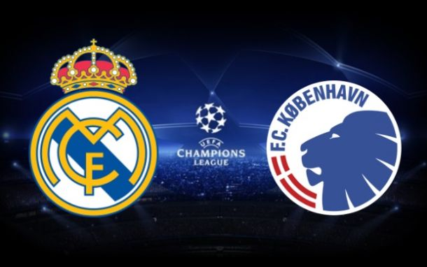 Live Copenhague - Real Madrid, le match en direct