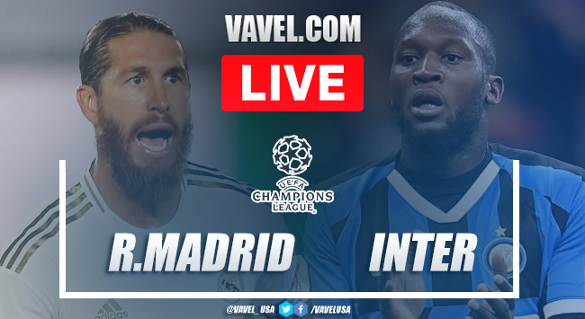 Goals and Highlights of Real Madrid 3-2 Inter Milan on matchday 3 UCL 2020