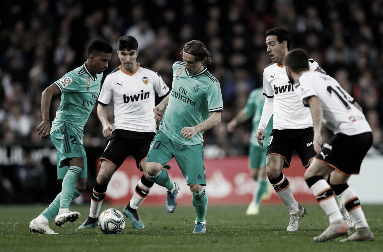 Resumen Real Madrid vs. Valencia CF LaLiga Santander