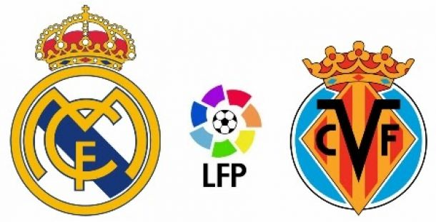 Live Real Madrid - Villarreal, le match en direct