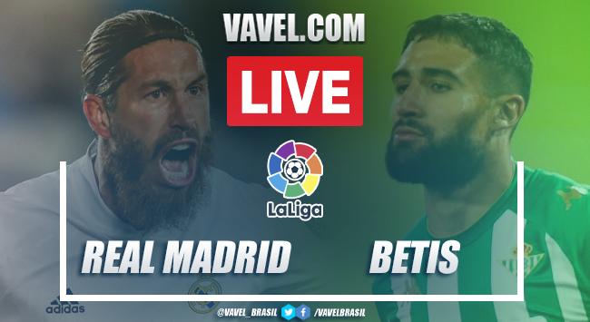 Melhores momentos Real Madrid x Betis pela LaLiga (0-0)