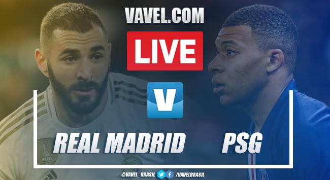 Gols e melhores momentos de Real Madrid 2x2 Paris Saint-Germain pela Uefa Champions League 2019