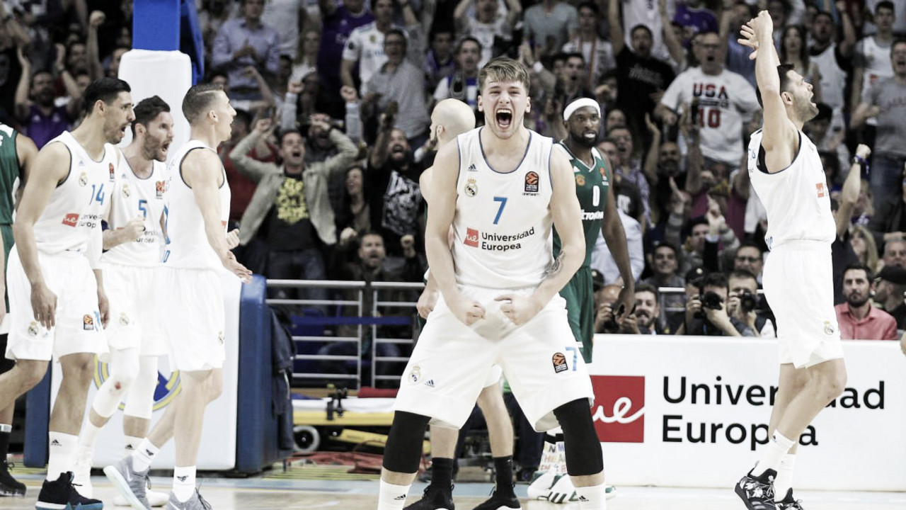 Resumen del Real Madrid Baloncesto vs Panathinaikos Euroliga 2018 (89-68)