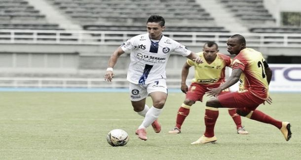 Real Santander - Deportivo Pereira: duelo para marcar destinos