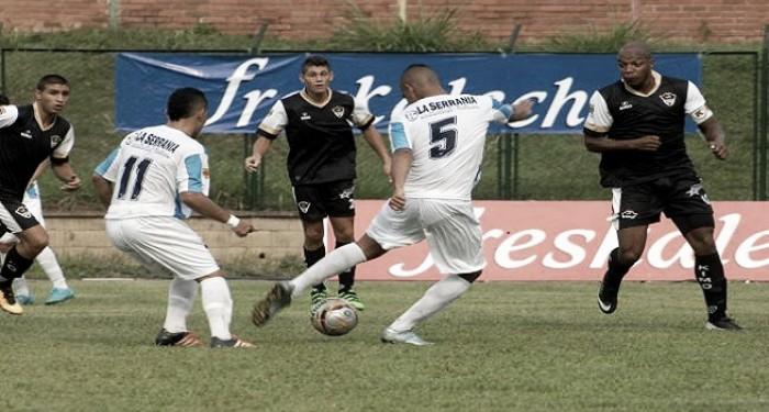 En su vuelta a casa, Real Santander empató 1-1 ante Llaneros F.C.
