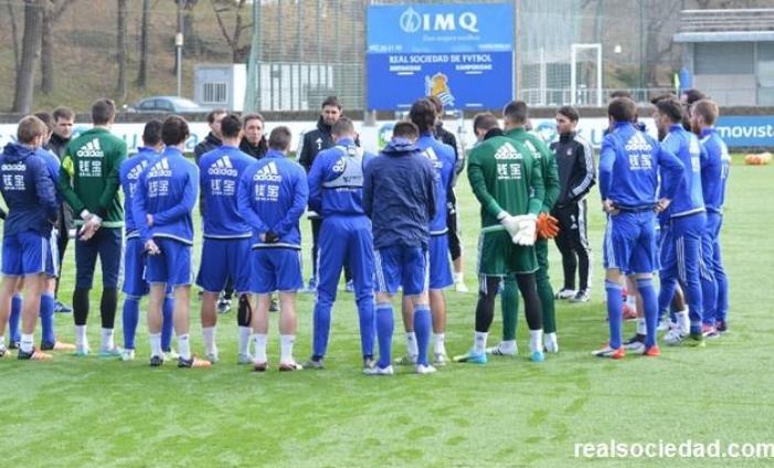 La Real Sociedad quiere seguir su racha triunfal en El Molinón