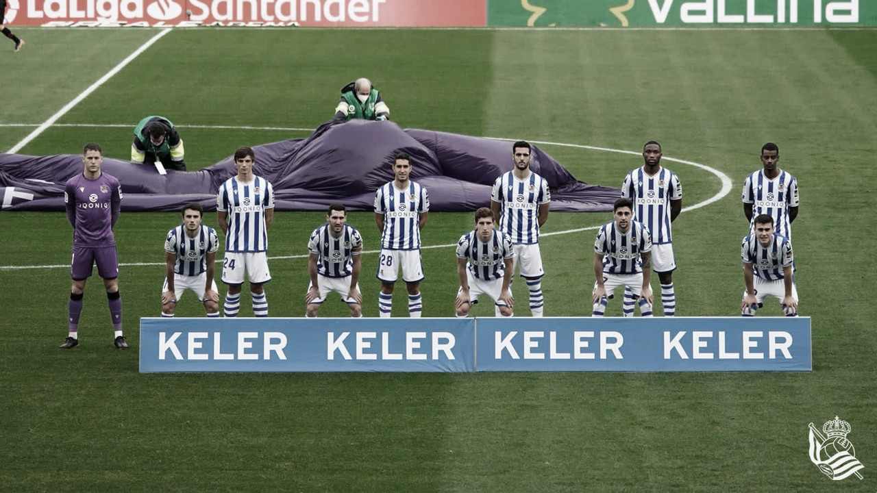 El 1 x 1 de la Real Sociedad ante el Eibar