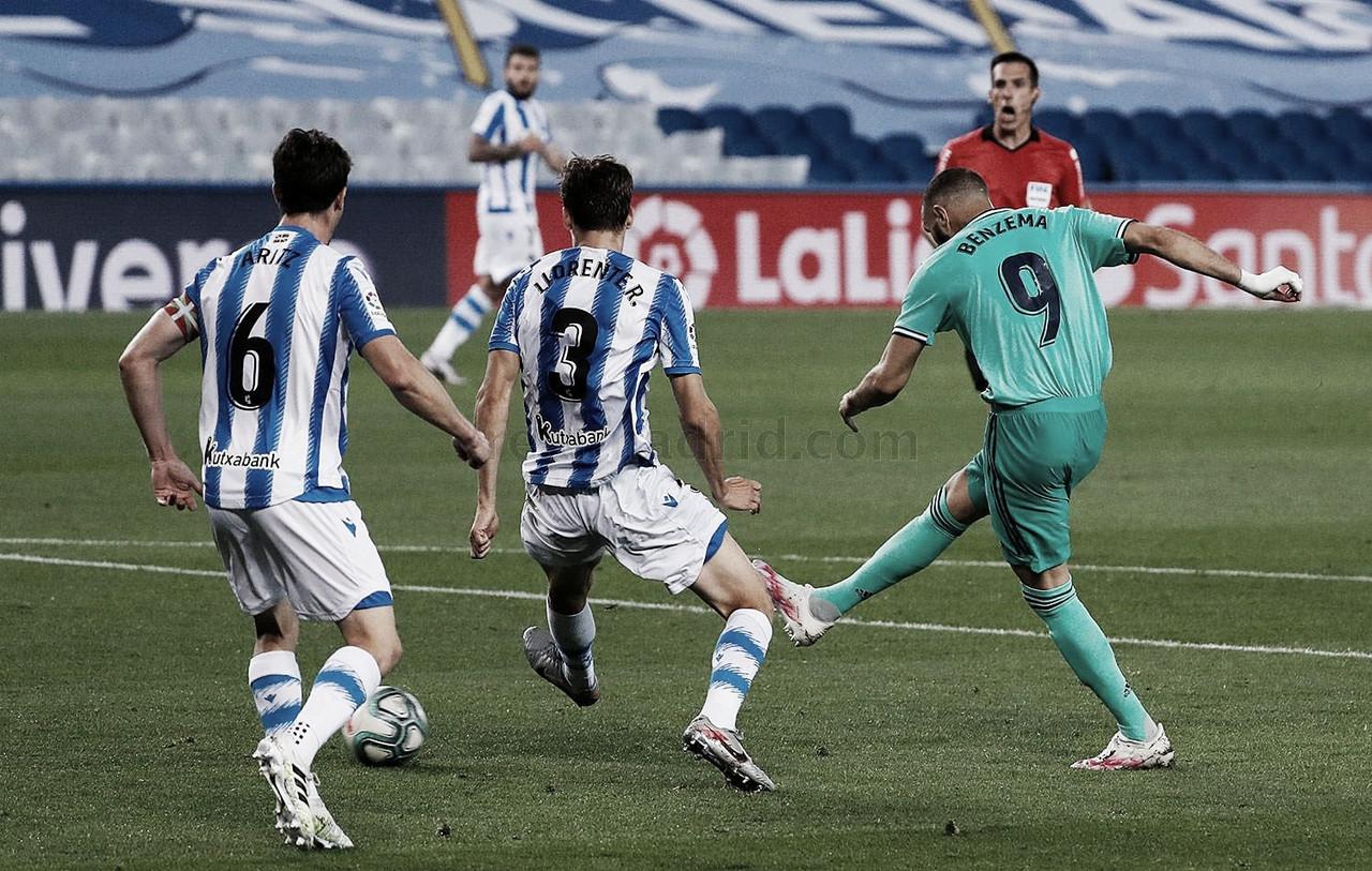 Previa Real Sociedad - Real Madrid: el campeón defiende el título de Liga