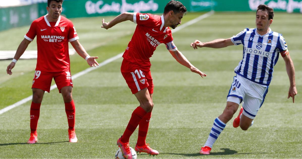 Previa Real Sociedad - Sevilla FC: Seguid optando por la victoria a domicilio