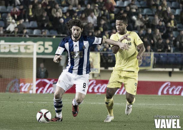 Copa del Rey en vivo: Real Sociedad vs Villarreal en vivo y en directo online