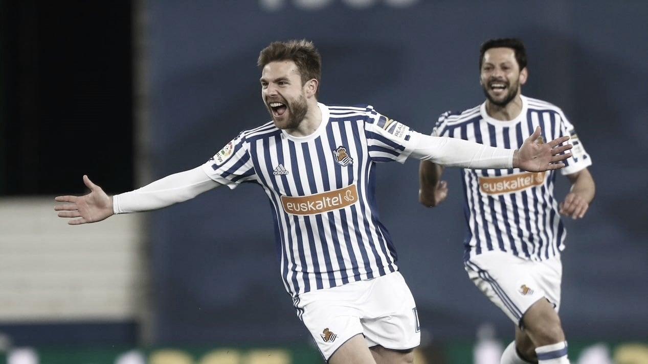 Resumen Real Sociedad 2-2 Betis en LaLiga 2021