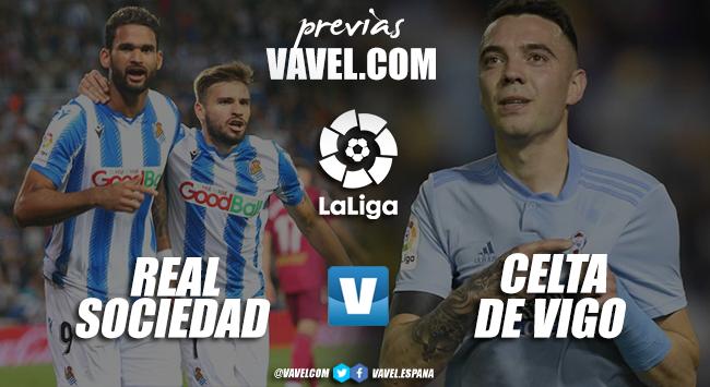 Previa Real Sociedad-Celta de Vigo: Europa y el descenso en juego