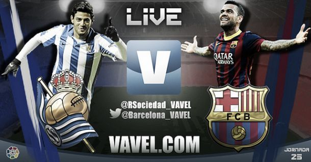 Live Real Sociedad - FC Barcelone, le match en direct