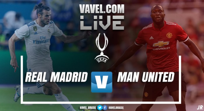 Resultado Real Madrid x Manchester United pela Supercopa da Uefa (2-1)