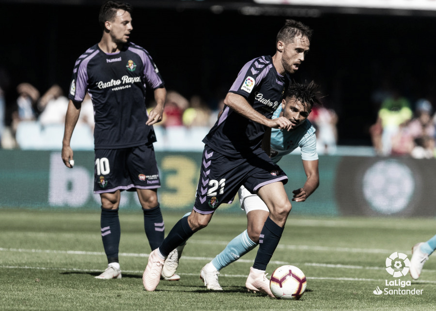 Anuario VAVEL Real Valladolid 2018: medio del campo de calidad