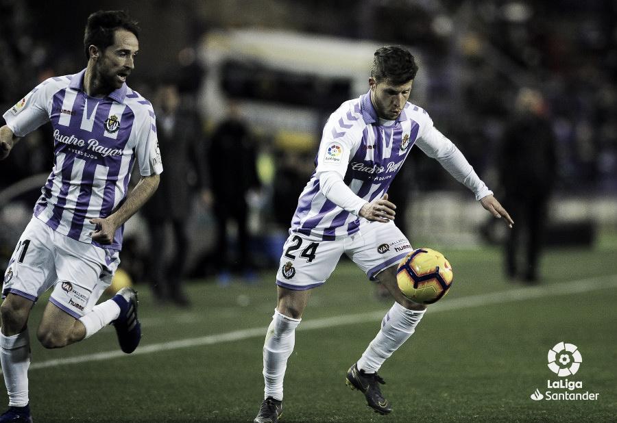 Real Valladolid - Villarreal: puntuaciones del Real Valladolid en la jornada 23 de LaLiga Santander