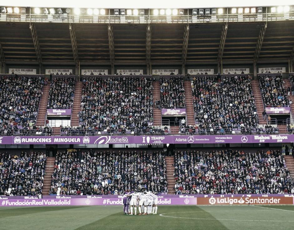 Real Valladolid - Girona, puntuaciones del Real Valladolid de la jornada 34 de LaLiga