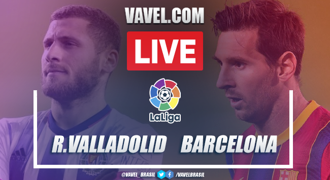 Gols e melhores momentos de Real Valladolid 0 x 3 Barcelona pelo Campeonato Espanhol