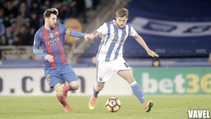 El Barça llega a un Anoeta en horas bajas