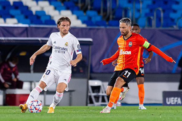 Real Madrid has a good chance to secure a spot in the next round (Photo: Defodi Images)