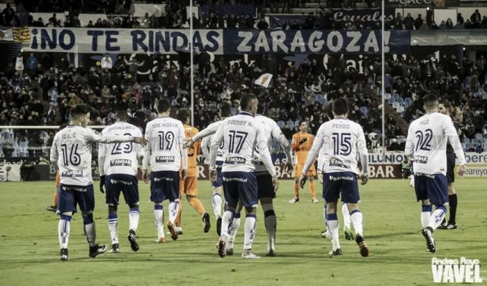 ¡No te rindas, Zaragoza!