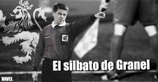 El silbato de Granel: Real Valladolid - Real Zaragoza