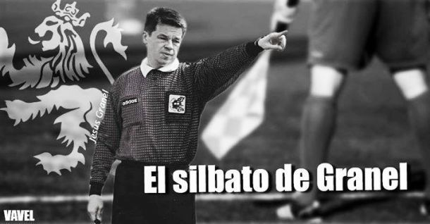 El silbato de Granel: Real Zaragoza-Llagostera