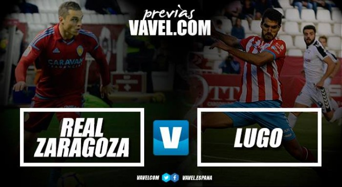 Previa Real Zaragoza - CD Lugo: mantener la regularidad en La Romareda