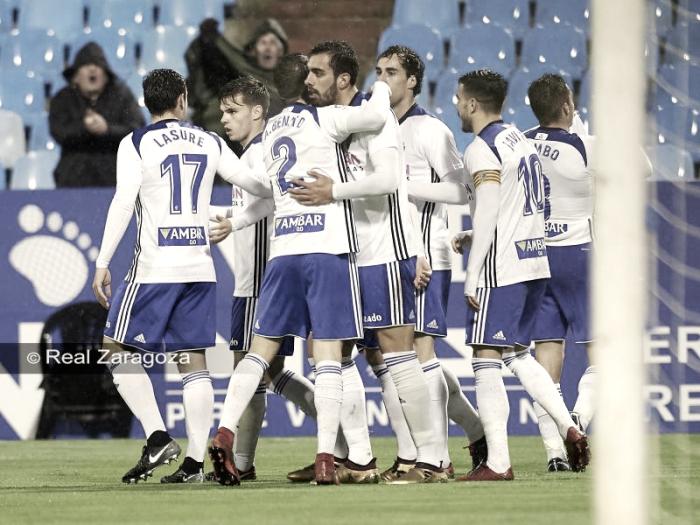 Puntuaciones Real Zaragoza – Tenerife: puntuaciones Real Zaragoza, jornada 22