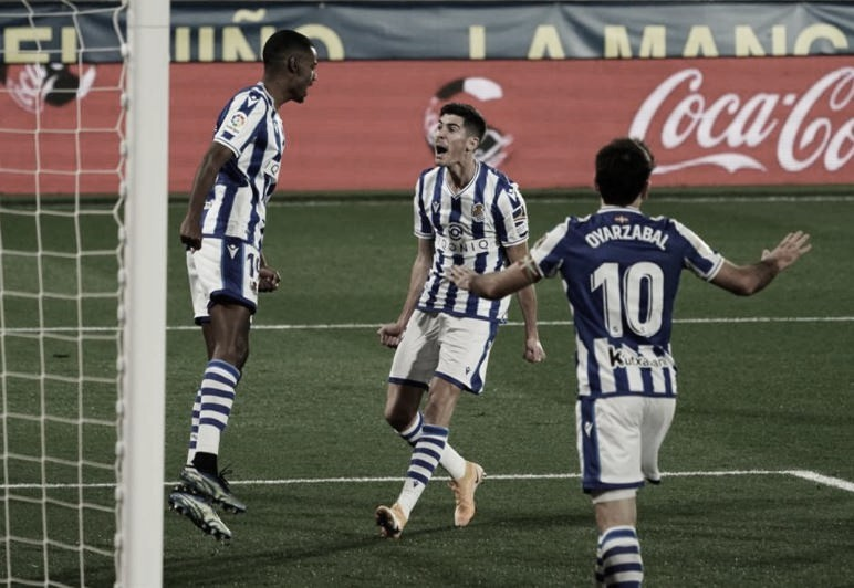 Un gol postrero de Isak hace justicia