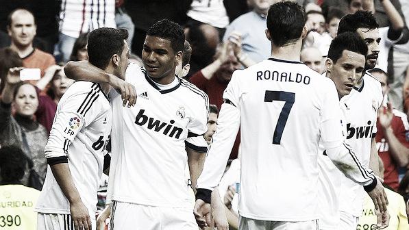 Real Madrid acerta a contratação de Casemiro