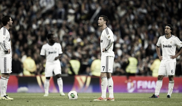 Resumen temporada 2012-2013 del Real Madrid