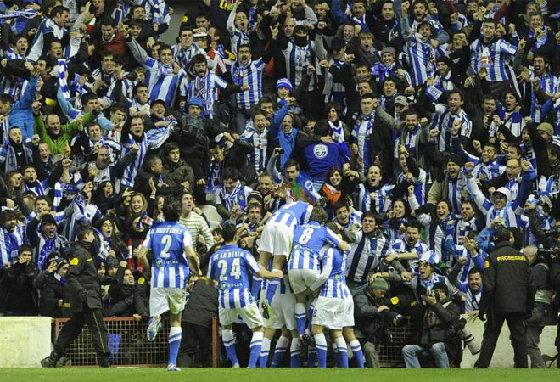 Resumen temporada 2012/13 de la Real Sociedad