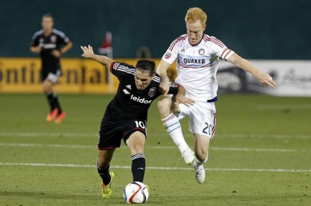 DC United Roar Back From First Half Deficit To Beat Chicago Fire