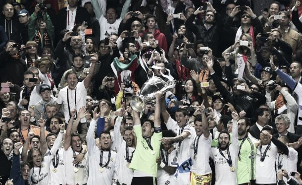 Dez vezes Real Madrid: relembre todos os títulos do maior campeão europeu