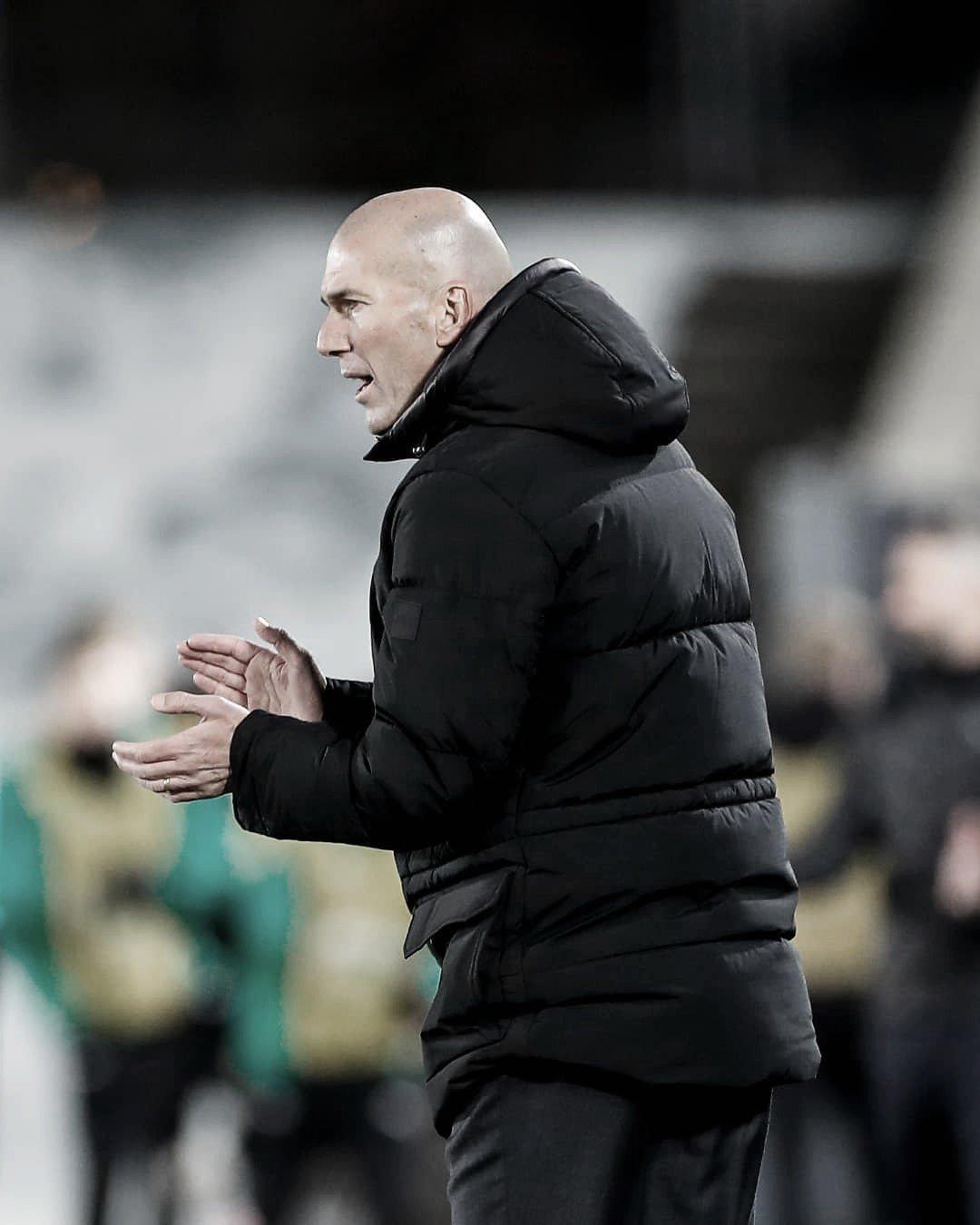 """Zidane: """"No creo que Vinícius pueda estar, creo que es gastroenteritis"""""""