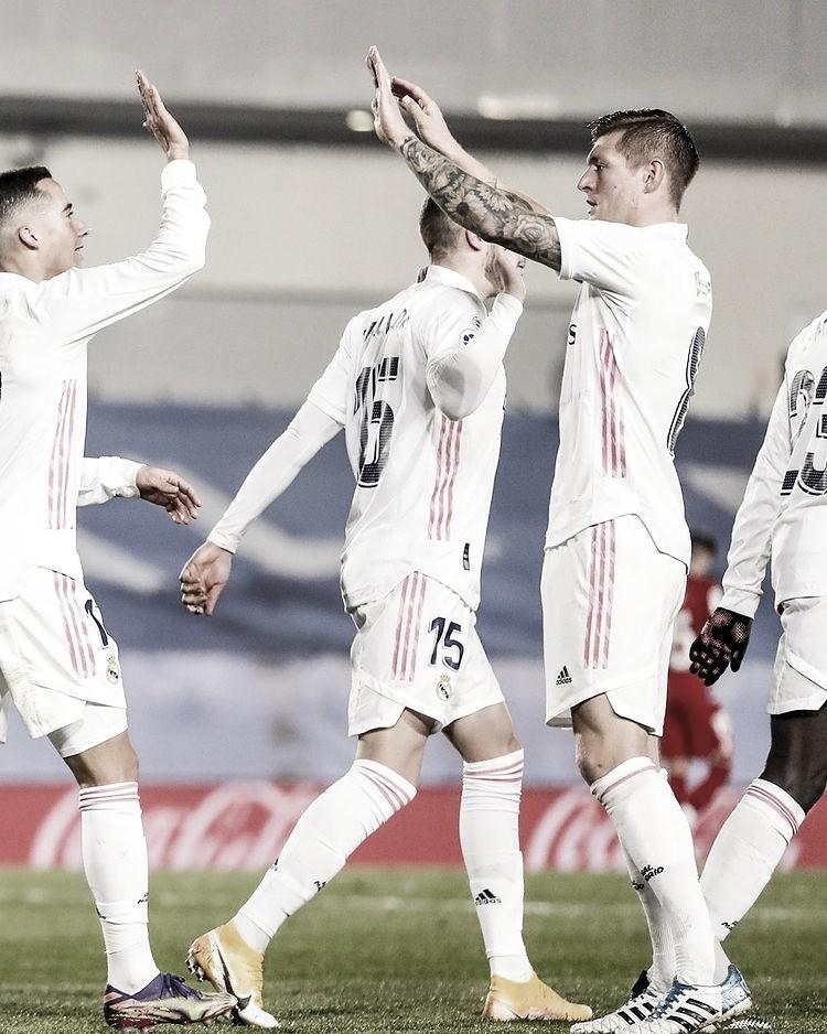 Horario y dónde ver el Osasuna-Real Madrid