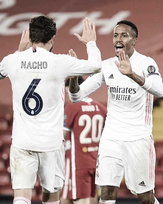 El Madrid sabe sufrir