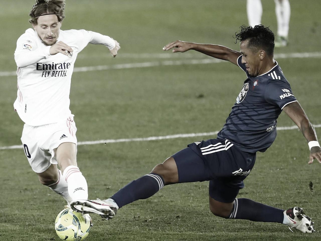 Resumen del Celta de Vigo 1-3 Real Madrid en LaLiga 2021