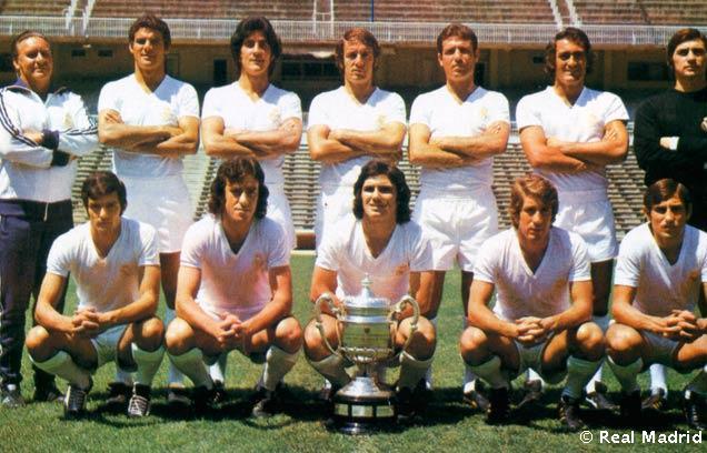 Serial Clásicos Real Madrid -  FC Barcelona en Copa: 1973/74 - Superioridad blanca ante el todopoderoso Barça