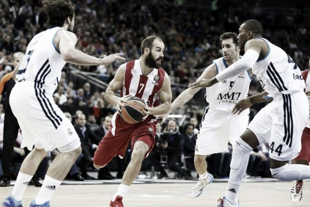 Real Madrid - Olympiacos: tiempo de revancha en playoffs