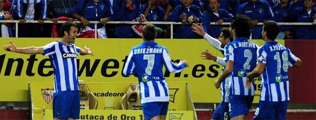 J36: La Real Sociedad bat Seville, Valence et Granada s'imposent