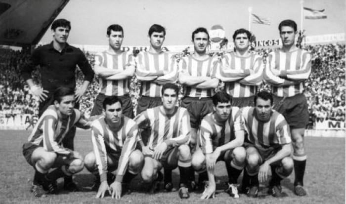 Un derbi épico, Real Sporting 5-4 Real Oviedo en 1966