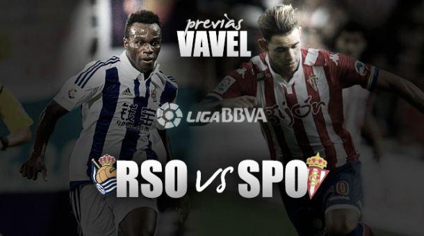 Real Sociedad - Real Sporting de Gijón: en busca de la primera victoria