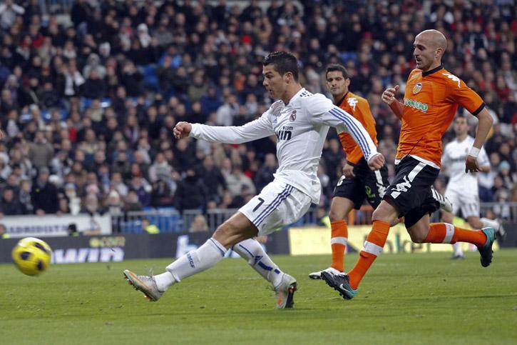 Real Madrid-Valencia en la primera jornada