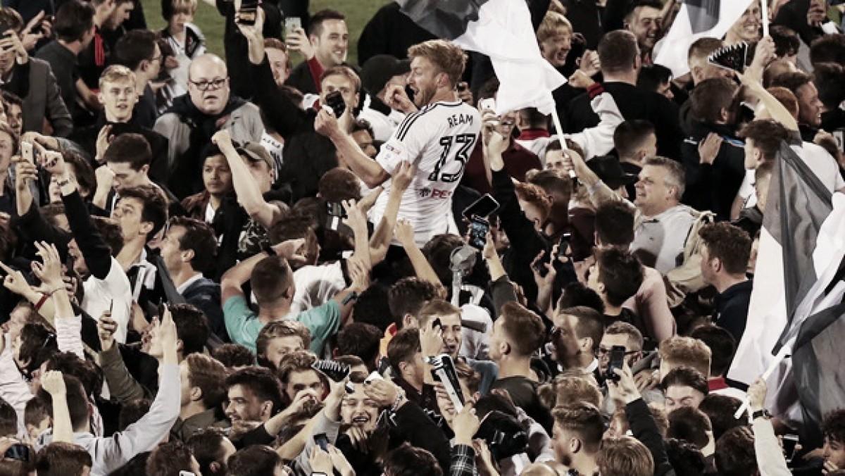 El Fulham supera su primer escollo para volver a la Premier League