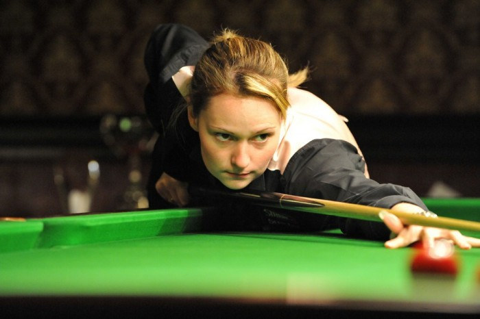 Walden and White out but Reanne Evans progresses in World Championship Qualifiers