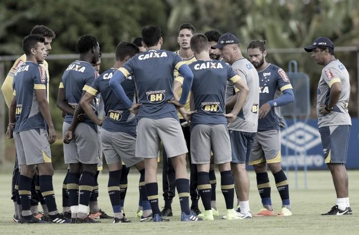 Cruzeiro se reapresenta após goleada e atletas terão folga de quatro dias no Carnaval