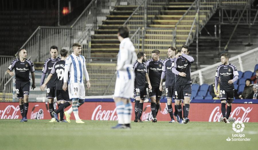 Resumen Real Sociedad vs Real Valladolid (1-2)